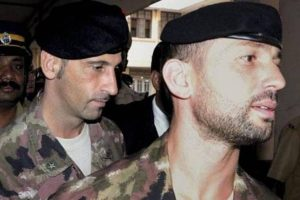 SC Ends Proceedings in India Against Italian Marines who Killed Two Fishermen in 2012