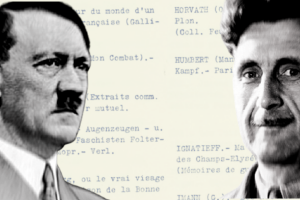 George Orwell's Review of 'Mein Kampf' Tells Us as Much About Our Own Time as Hitler's