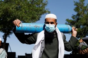 COVID-19: Afghanistan Is on the Brink of a Health Crisis