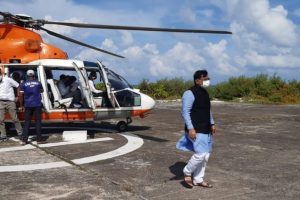 Lakshadweep: Chartered Flights for Administrator Patel, Job and Welfare Cuts for Locals