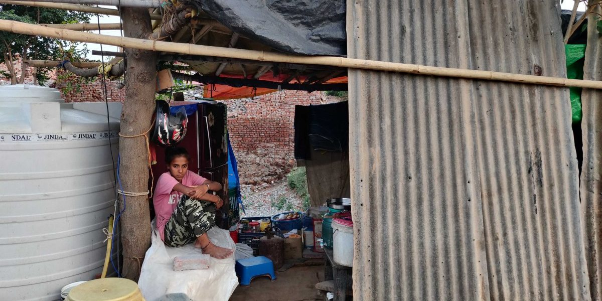 Cops, Forest Officials Work With Land Mafia, Allege Khori Gaon Residents Facing Eviction