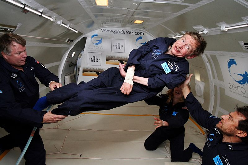 Book Review: A Humanising Portrait of Stephen Hawking – The Wire Science