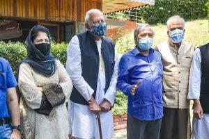 J&K: Gupkar Alliance to Attend Meeting Called by Modi, Demand Restoration of Special Status