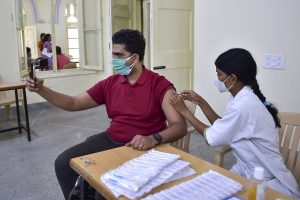 After 'Record' High on Monday, Vaccine Numbers Drastically Drop in Some BJP-Ruled States