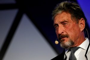 Software Mogul John McAfee Dies by Suicide in Spanish Prison
