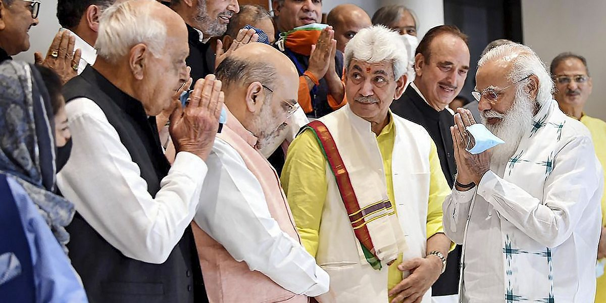 Does Modi's Meeting With Jammu and Kashmir Parties Signal a Thaw or a Trap?