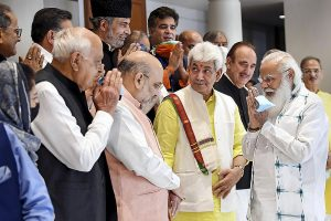 In Modi's Meeting with Kashmiri Leaders – Speaking Was the Deal, Listening Was Optional