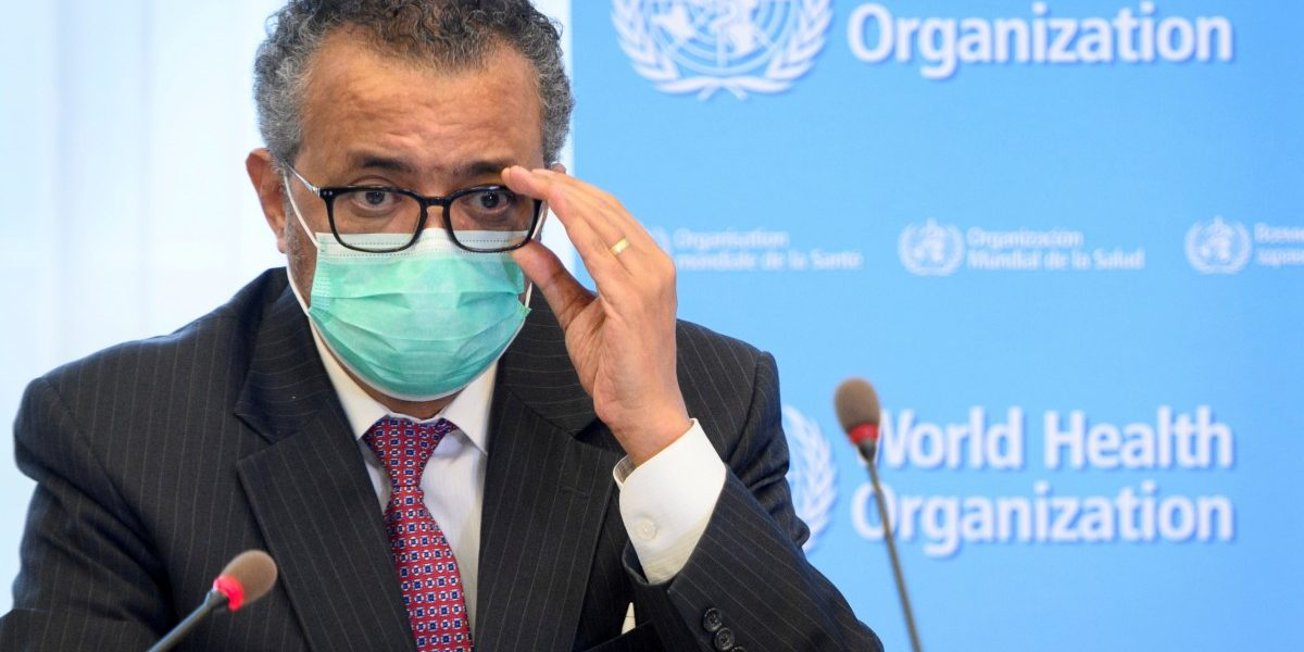 With COVID-19, World Health Organisation's Fall from Grace Is Complete