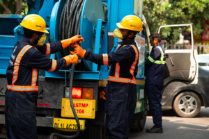 Occupational Safety of Sanitation Workers Is Not Just a Technical Problem