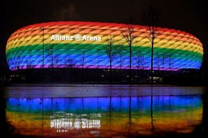 UEFA Euro 2020 Has Been Thrown Into Chaos by Rainbow Lights