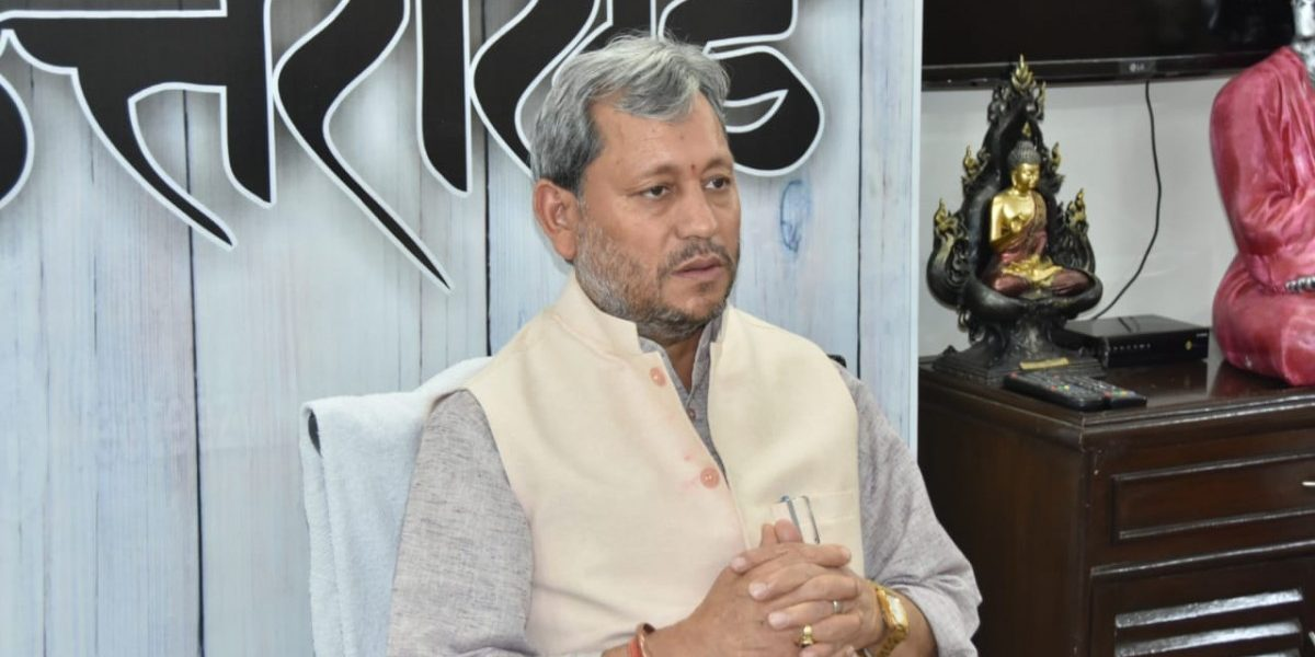 Uttarakhand   Tirath Singh Rawat Offers Resignation from Chief Ministerial Post: Report