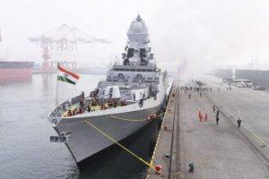 From Procuring Drone Protection to Other Weapons, Indian Navy is Ahead of Other Services