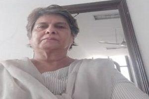 Wife of Late Union Minister P. Rangarajan Kumaramangalam Murdered in Delhi, Suspect Held