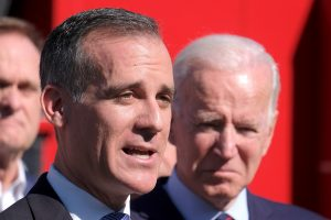 Biden Nominates Los Angeles Mayor Eric Garcetti as His Envoy to India