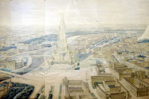 Moscow's 'Central Vista': When Stalin Tried to Change the Face of the Russian Capital