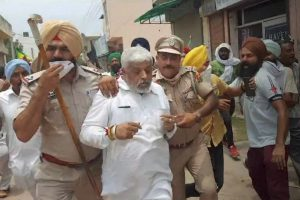 Punjab: BJP Leaders Gheraoed by Protesting Farmers Rescued After HC Order