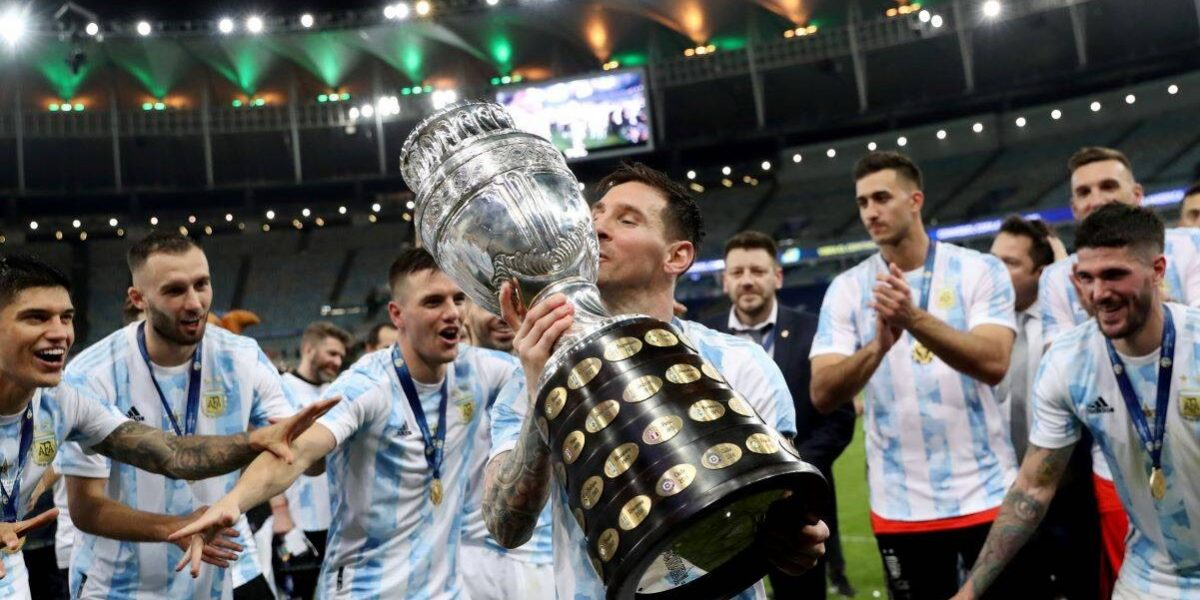 Lionel Messi Finally Has a Major International Title. Everybody Can Relax Now.