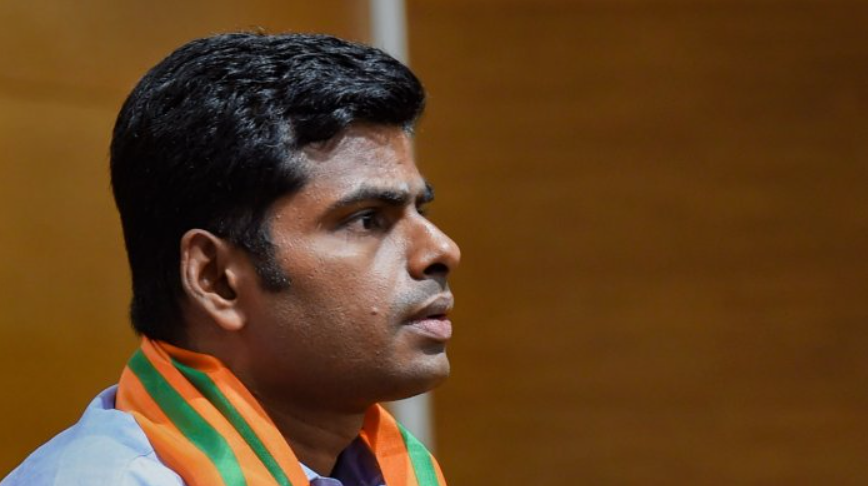 'Within Six Months, We Can Bring Media under Control, Take Them Over': New BJP TN Chief