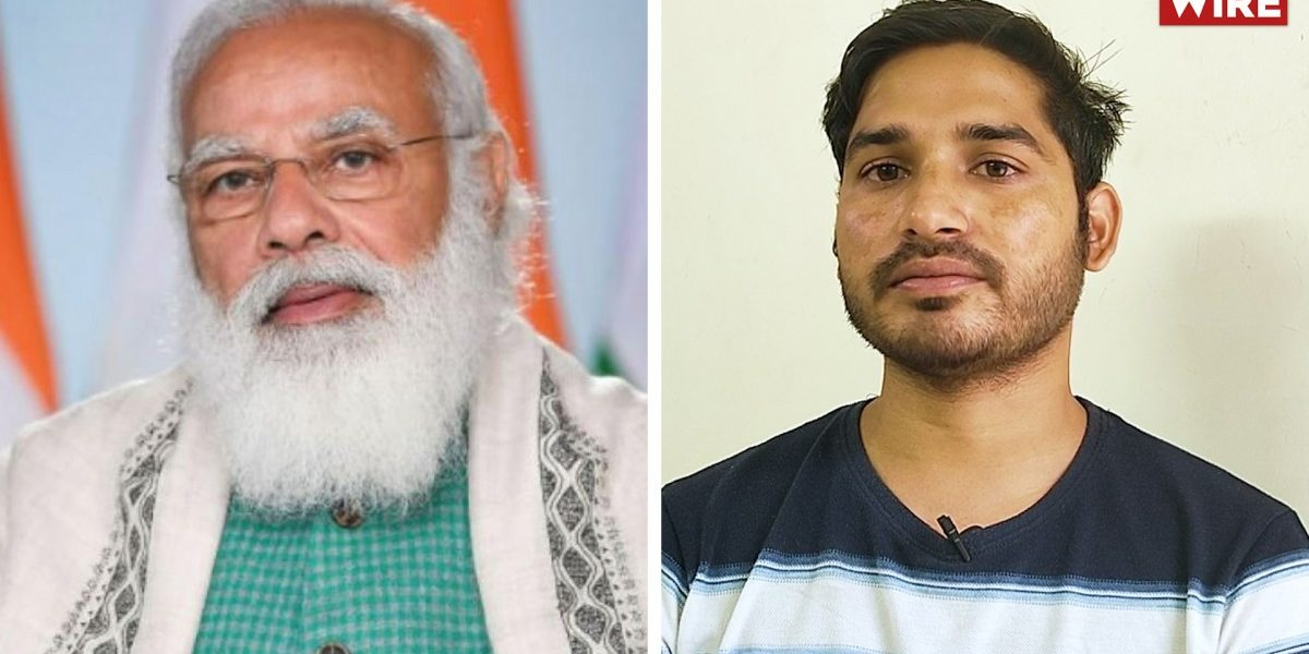 Watch | Aaj Tak Journalist Claims He Was Fired for Tweets Critical of Modi