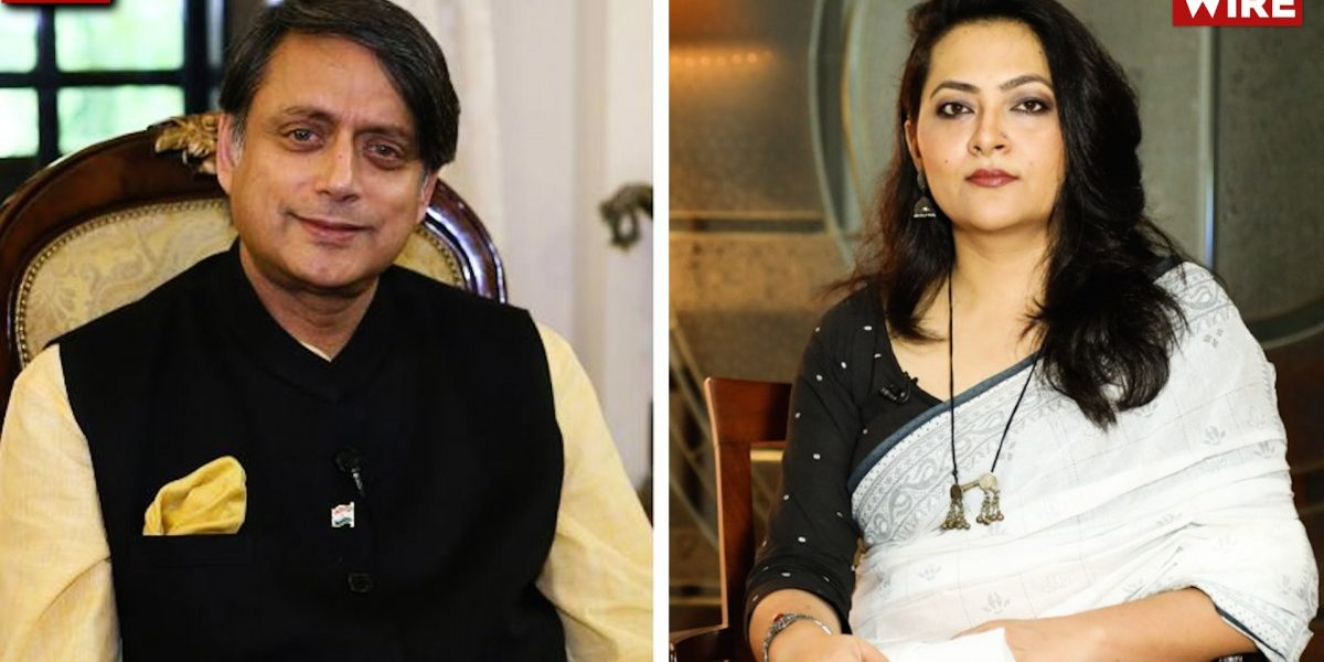Watch | Pegasus Project Allegations Need to Be Investigated Seriously: Shashi Tharoor
