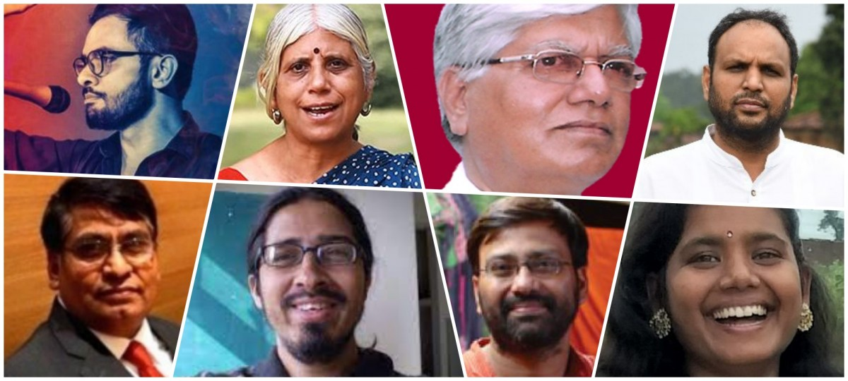 From Ambedkarites and Labour Activists to Umar Khalid and JNU Students, Snoop List Targets All