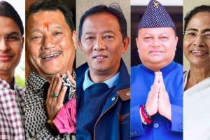Anti-BJP Sentiments Stir Darjeeling Amidst Drastic Changes in Hill Party Equations