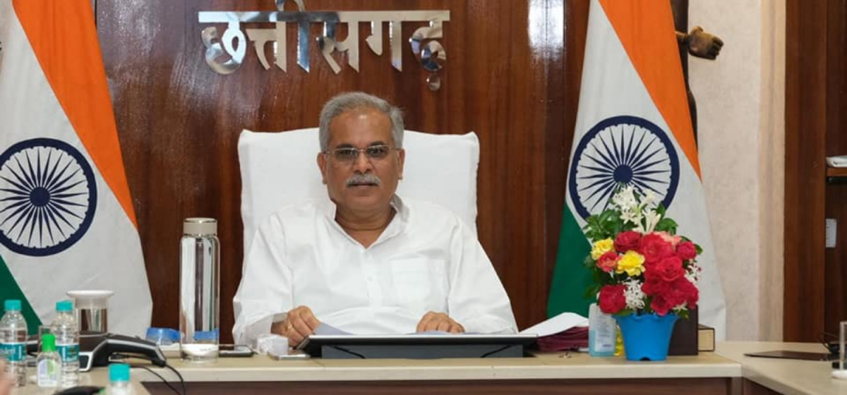 Pegasus: Chhattisgarh CM Claims NSO Officials Visited State Under BJP Rule