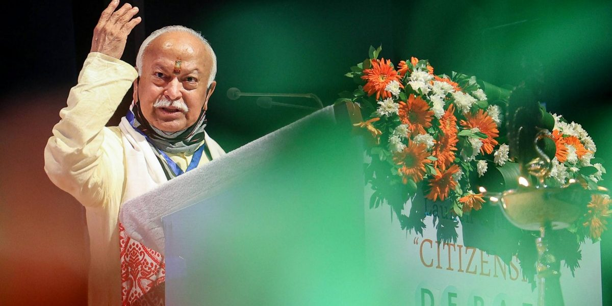 Six Reasons Why Bhagwat Can't Act On His 'Peace Offer' to Muslims