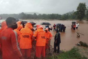 Maharashtra: 30 Killed in a Landslide in Raigad As Rains Pound the State