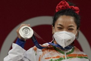 Decided in Rio Only That I Will Prove Myself in Tokyo: Olympic Medalist Mirabai Chanu