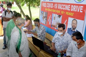 COVID Vaccination Rate Drops, India Likely to Miss July Target