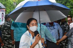 With Pegasus Controversy, Mamata Banerjee Continues Efforts to Take Her Anti-BJP Stance National