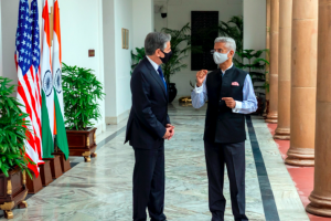 'Free-Thinking Citizens Power Democracy', Says Blinken; Righting 'Historical Wrongs', India Counters