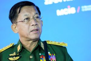 Myanmar Military Leader Takes New Title of Prime Minister in Caretaker Government