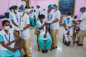 India Sees Single-Day Rise of 41,831 New COVID-19 Cases