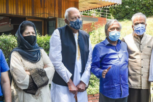 How Mainstream Parties in Kashmir Have Survived After Special Status Was Removed