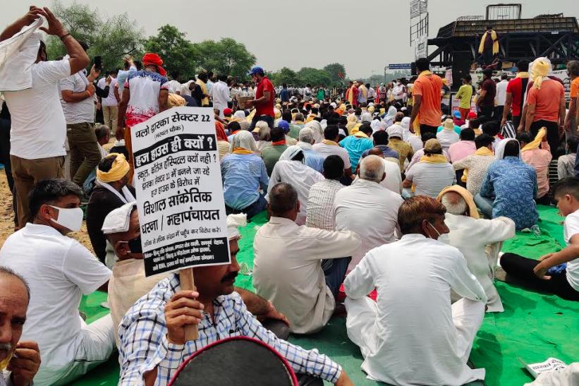 Hindutva Groups Target Haj House in Dwarka, Call it 'Terrorism in Our Peaceful Area'
