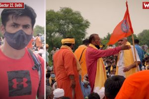 Watch   Hindutva Groups Stoke 'Terror' Fears Over Haj House in Delhi