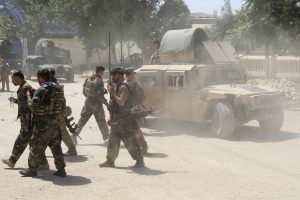 Afghanistan: After Rapid Gains Over Two Days, Taliban Advance on Kunduz