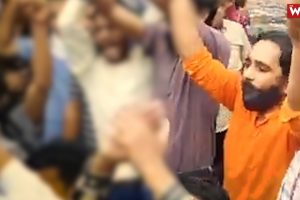 Watch   Man in 'Kill Muslims' Video Holds Post in BJP Yuva Morcha Says Father, Wants Him to Surrender