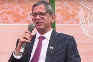 CJI Ramana Says Legislature Needs To Revisit Laws To Match 'Practical Realities'