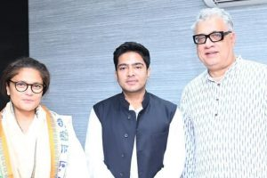 Former MP Sushmita Dev Joins Trinamool a Day After Quitting Congress
