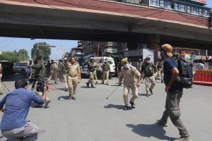 'Kicked', 'Abused': Police Attack Journalists Covering Muharram Procession in Srinagar
