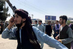 Taliban Hunting Down Afghans on 'Blacklist'