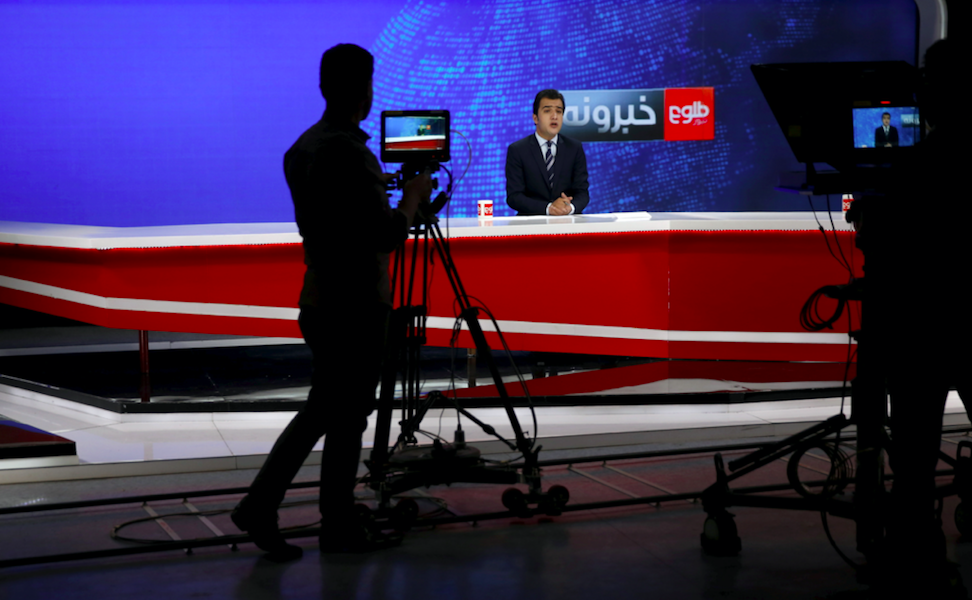 'Ominous Sign,' Says CPJ as Taliban Remove Women News Anchors, Beat up Reporters