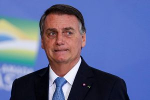 Bolsonaro's Popularity Continues to Slip Before 2022 Brazil Race, Poll Shows