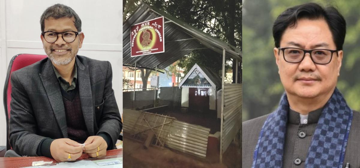 NE Dispatch: Slain Ex-Militant's Kin Lodge FIR Against Police; Manipur Gets Shillong Palace