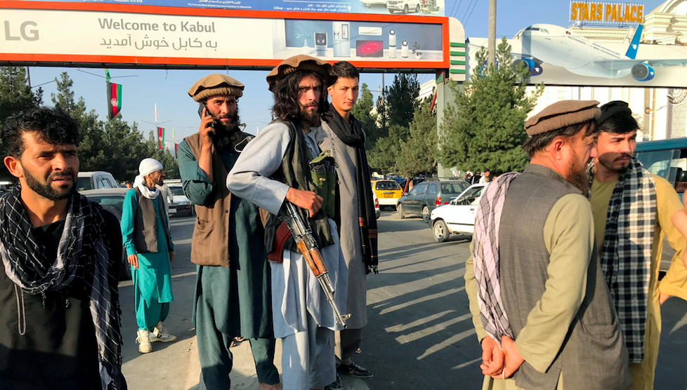 Global Community Can't Turn Blind Eye to Human Rights Violations Under the Taliban