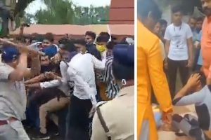 Watch | Haalat Kya Hain: Unemployed Youth Thrashed in MP, BJP Worker Erects a Statue of PM Modi in Pune