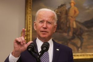 Joe Biden's Afghanistan Blunder Blemishes His Long Commitment to Human Rights
